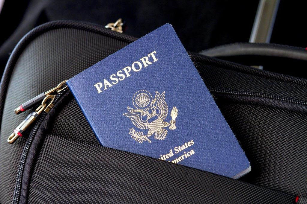 check passport and other documents before traveling